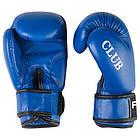 Боксерські рукавички CLUB FGT, Flex, 6oz, синій., фото 2