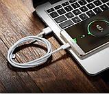 Кабель быстрая зарядка Huawei Оригинальный Type C  Supercable 5A Quick Charge, фото 4