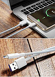 Кабель быстрая зарядка Huawei Оригинальный Type C  Supercable 5A Quick Charge, фото 3