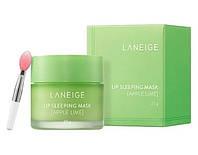 Ночная маска для губ Laneige Lip Sleeping Mask Apple Lime (яблоко и лайм) 20 г, фото 1