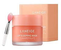 Ночная маска для губ Laneige Lip Sleeping Mask Grapefruit (грейпфрут), фото 1