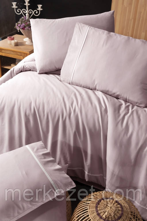 Комплект постельного белья Алиса Пудра