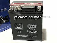 Аккумулятор мото Outdo UTX7L-BS 12V7Ah/10HR кислотный узкий высокий