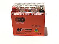 Аккумулятор мото Outdo 12N7-BS (12V7Ah/10HR) гелевый узкий высокий, фото 1