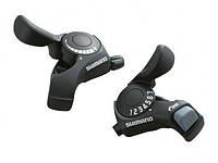 Манетка Shimano 7-ік проста, SL-TX30 3х7