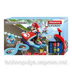 Автотрек Carrera First Nintendo Карт Марио (CR-20063026)