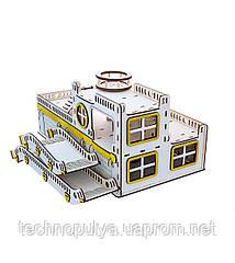 Гараж для машинок GoodPlay 32х57х27 см Гоночная база (G001)