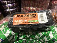 """Камера велосипедная TRAZANO 26""""x1.95/2.125, Sсhrader (AV) 33mm"""