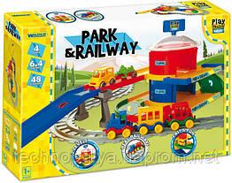 Залізниця Wader Play Tracks вокзал (51520)