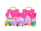 Ляльковий будиночок з меблями, фото 2