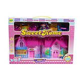 Ляльковий будиночок з меблями, фото 3