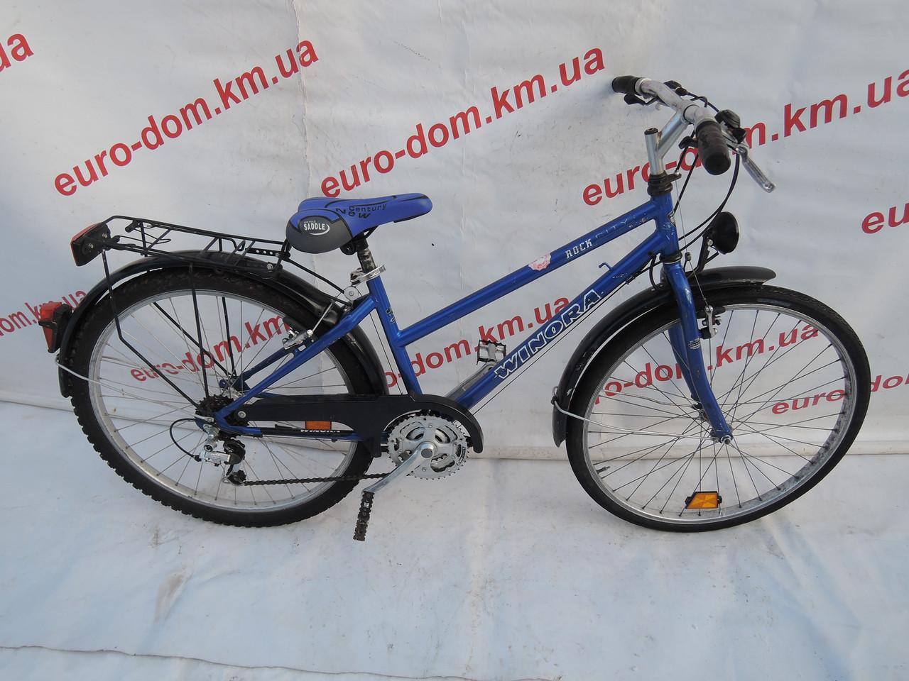 Горный велосипед Winora 26 колеса 21 скорость