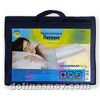 Подушка з ортопедичним ефектом Highfoam Noble FlexWave