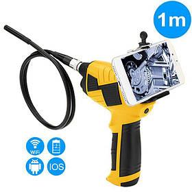 Wifi эндоскоп камера для авто Prostormer SPCC068 8 мм 1 метр  КОД: 100557