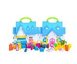 Ляльковий будиночок з меблями, фото 4
