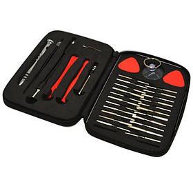 Набор отверток и инструментов для ремонта мобильных телефонов Bakeey S32 32 предметов  КОД: 100579
