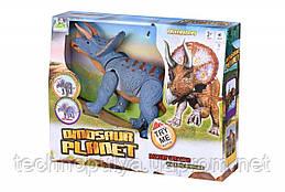 Динозавр Same Toy Dinosaur Planet серый со светом и звуком (RS6167AUt)