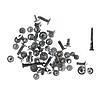 Набір гвинтів для iPhone X, чорний, повний комплект