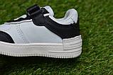 Дитячі кросівки для хлопчика Nike білі р21-26, копія, фото 5