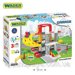 Гараж с лифтом Wader 3 уровня (50310)