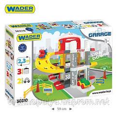 Гараж з ліфтом Wader 3 рівня (50310)