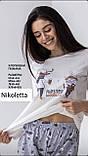 Пижама с длинными штанами,Nikoletta, фото 2