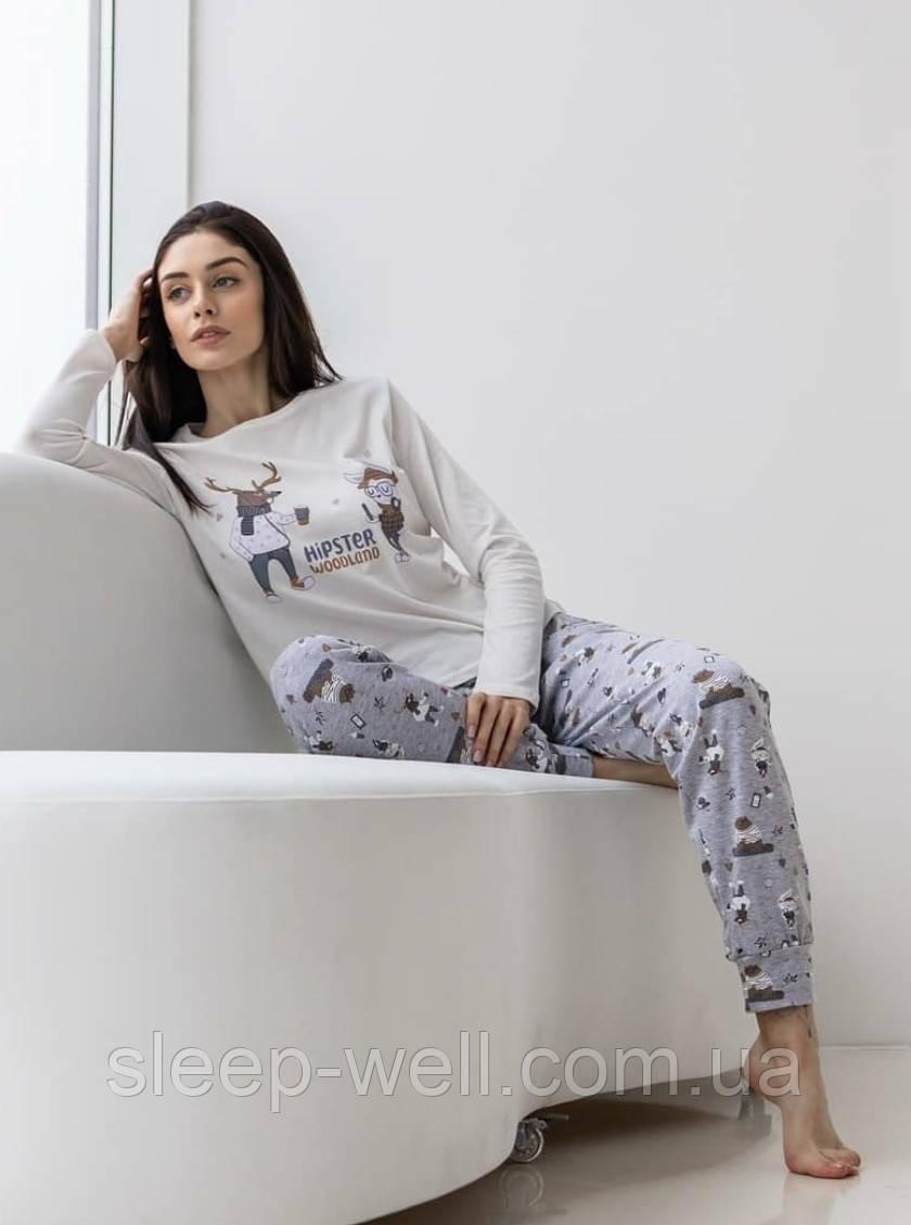 Пижама с длинными штанами,Nikoletta