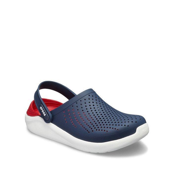 Кроксы женские Crocs LiteRide™ Clog синие 38 р.