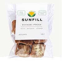 Конфеты без сахара «Финиковые ириски», Sunfill, 100 г