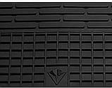 Автоковрики на Ауді e-tron 55 guattro 2018> Stingray гумові 4 штуки, фото 9