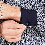 Сорочка чоловіча Pierre Cardin з Англії - на довгий рукав, фото 7