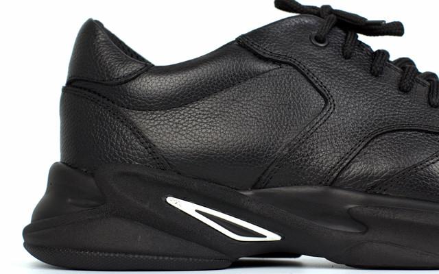 Кроссовки мужские кожаные обувь больших размеров Rosso Avangard Ada Leather Floto BS