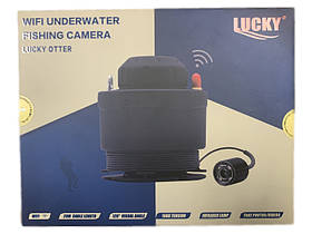 Бездротова підводна камера Lucky FF Otter (FF3309) WIFI - 80м
