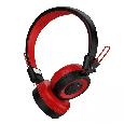 Беспроводные Bluetooth наушники Celebrat A4, (Красный), фото 2