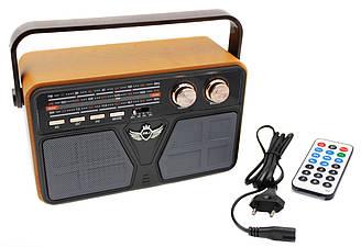 Радіоприймач Bluetooth акумуляторний з пультом Kemai MD-507