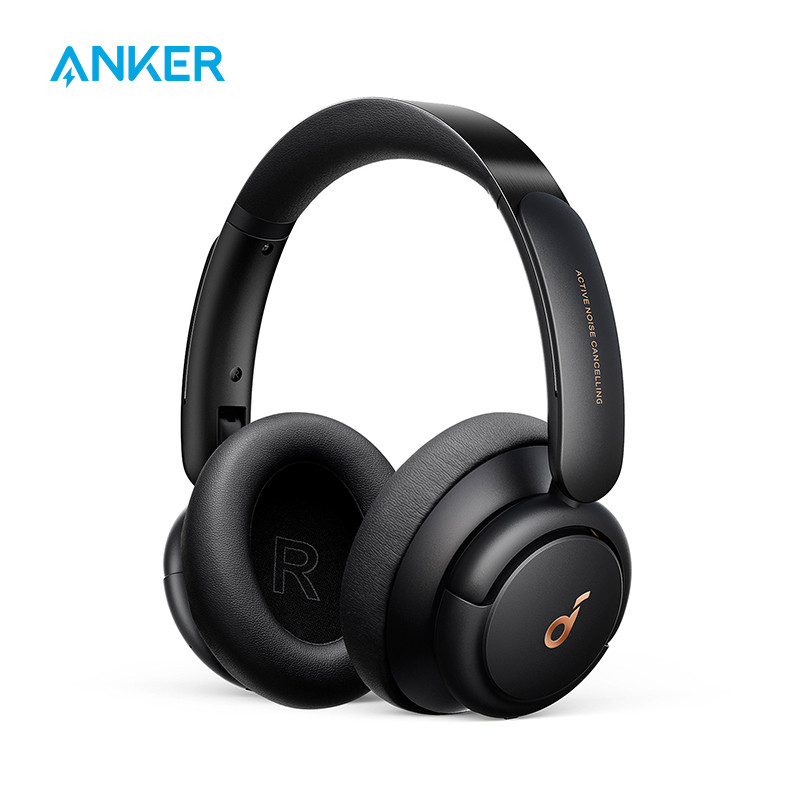 Наушники Anker Soundcore Life Q30 black