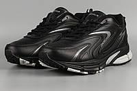 Кросівки чоловічі чорні Bona 808C Бона Розміри 41 42 43 45, фото 1