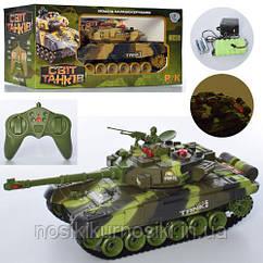 Військовий ігровий набір 9993-2pc танки на радіоуправлінні