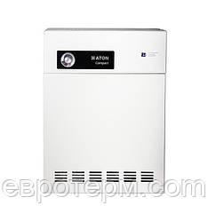 Газовый котел напольный АТОН Aton Compact 12,5 ЕВ Двухконтурный Парапетный, автоматика SIT-Италия