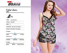 Женский комплект для сна и дома майка шорты Марка «INDENA» Арт.9136, фото 2