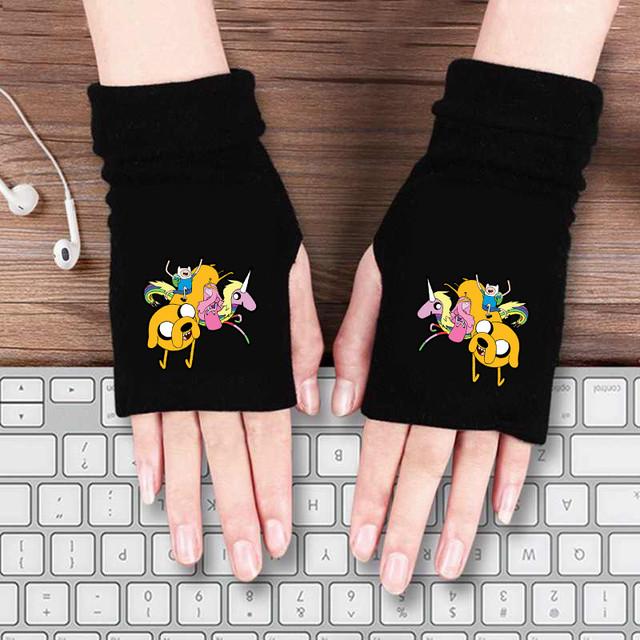 """Мітенкірукавиці без пальців Час Пригод """"Друзья"""" / Adventure Time"""