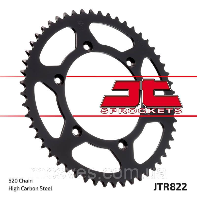 Звезда задняя стальная  JT JTR822.50 JT Sprockets
