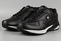 Кросівки унісекс жіночі чорні Bona 794C-2 Бона Розміри 36 37 38, фото 1