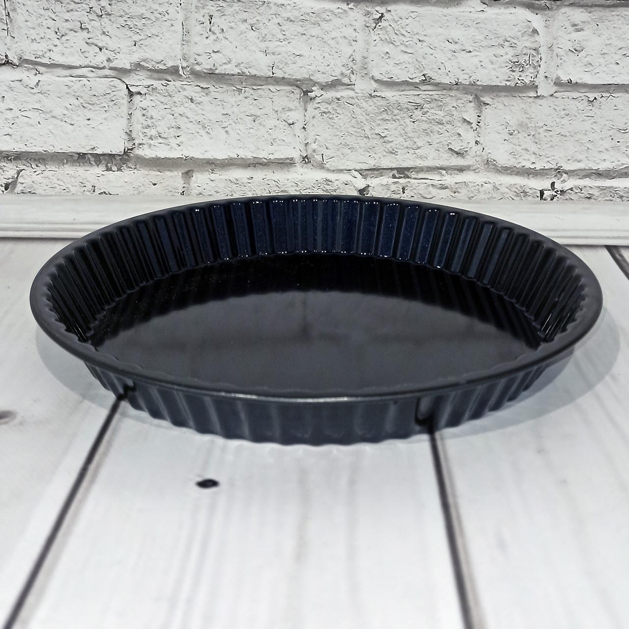 Форма для выпекания (Пирог) 25х3см антипригарным покрытием