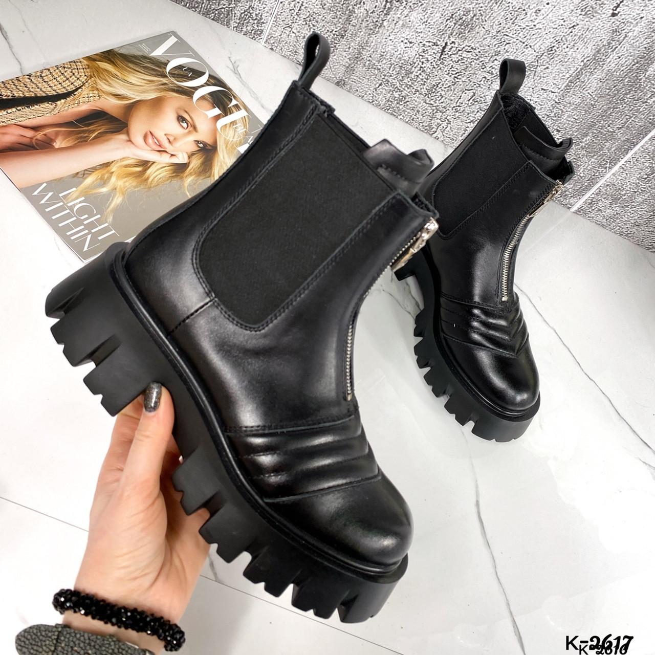 Ботинки натуральные - Clarcs материал: верх- натуральная кожа В наличии и под заказ
