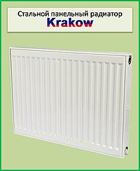 Радіатор сталевий Krakow 22k 500*400 б.п.