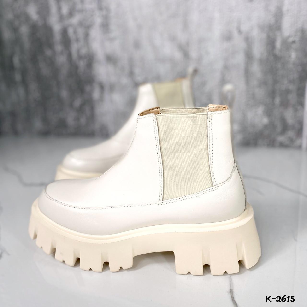 Ботинки натуральные - Mollis материал: верх- натуральная кожа В наличии и под заказ