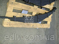 Рессора передняя ЗИЛ 17 лист без ушка (стар. образца) 130-2902011-Б