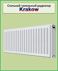 Радиатор стальной Krakow 22k 300*1000 б.п.
