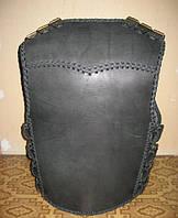 Изготовление кожаных жилетов байкера